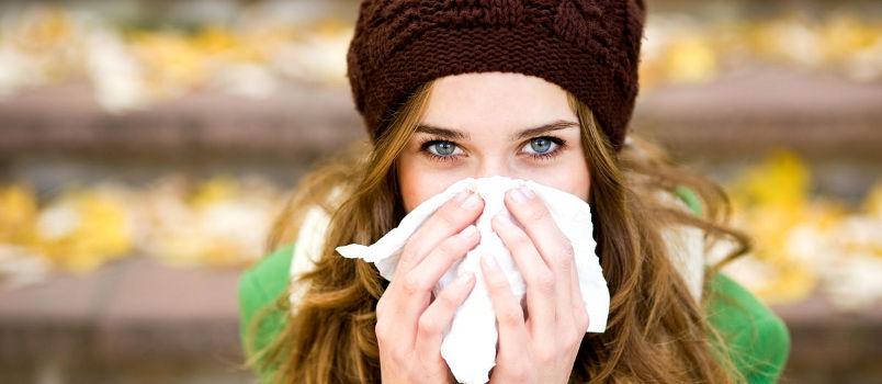 Odporność - domowe sposoby na przeziębienie
